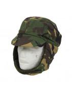 Military Surplus Headwear and Helmets